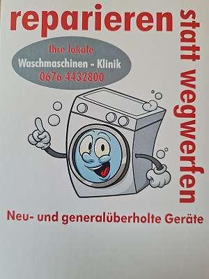 Waschmaschinen und Geschirrspüler Reparaturen