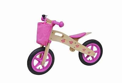 Holz Laufrad neu Woody Laufrad