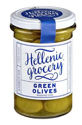 Oliven Mammut Hellenic Grocery 325g