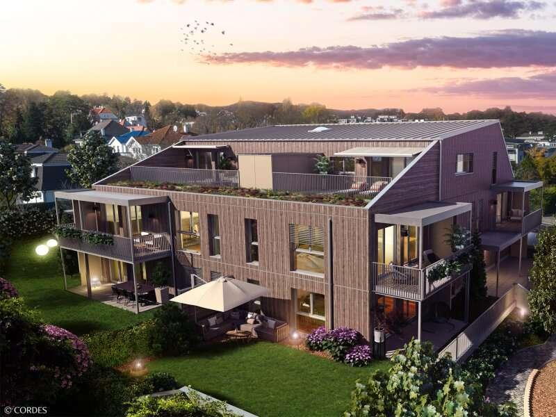 Bild 1 von 11 - Eigentumswohnung in Gießhübl, Gartenwohnung, Lehner + Trompeter Bauträger