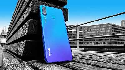 Huawei P30 128Gb Blue NEU bzw. WIE NEU / Austellungstück / Werksoffen / OVP