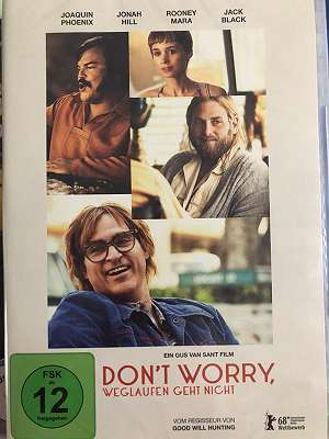 DVD ovp don't worry