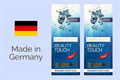 ENGELBURG Beauty Touch DUO Lifting Effect Hyaluron Moist Fluid Ampullen 7 Tageskur