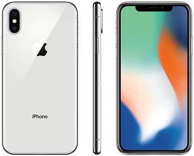 : Mobilist: Apple iPhone X 64GB Werksoffen Refurbisched White
