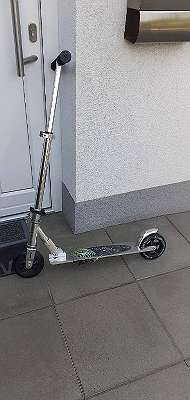 Aluscooter
