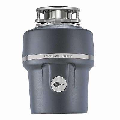 InSinkErator Evolution 100 Abfallentsorger Abfallvernichter Disposer Entsorger mit pneumatischem Schalter
