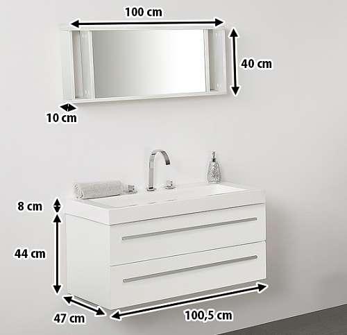 Badezimmer Spiegel Willhaben: Badezimmermöbel Mit Waschbecken