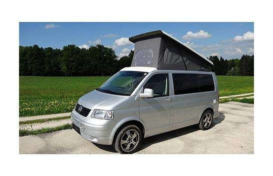 vw t5 camper klappdach standh 2008. Black Bedroom Furniture Sets. Home Design Ideas