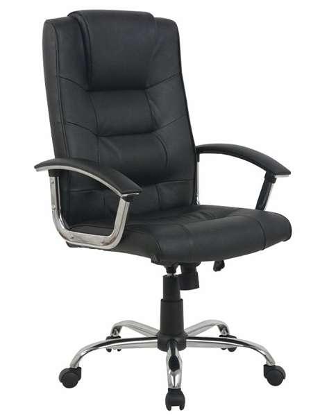 neu chefsessel leder drehsessel computersessel. Black Bedroom Furniture Sets. Home Design Ideas