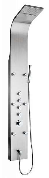 thermostat duschpaneel duschs ule mit regendusche wasserlall massagejets 150 1040 wien. Black Bedroom Furniture Sets. Home Design Ideas
