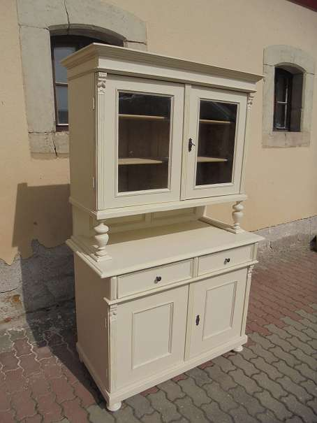 kredenz weiss shabby chic 750 4600 wels willhaben. Black Bedroom Furniture Sets. Home Design Ideas