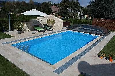 Steirerbecken Pool Upper Class