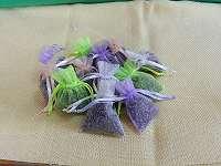Lavendel für den Kleiderkasten