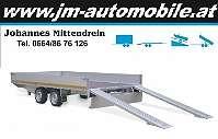 Universaltransporter Auffahrrampen & Seilwinde serienmäßigen TOP FINANZIERUNG !