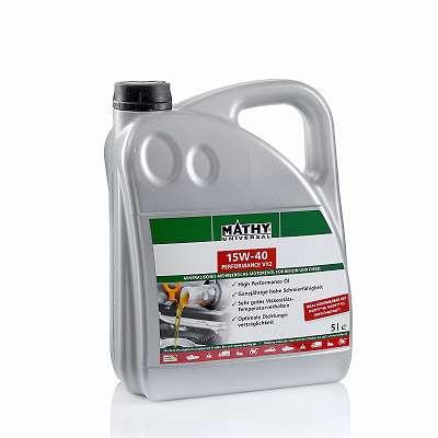 SAE 15W-40 Performance VX2 Mineralisches Motoröl