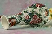 VILLEROY & BOCH WALLERFANGEN UM 1900! Blumenvase