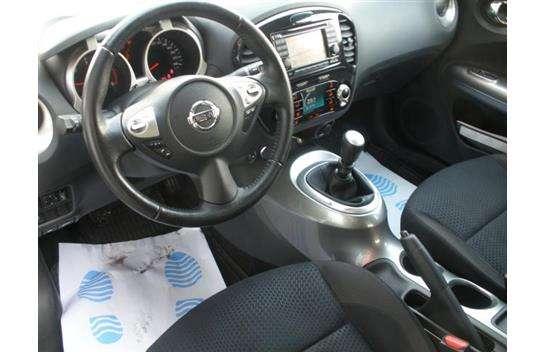 Nissan juke 1 5 dci tekna suv gel ndewagen 2013 for Bereifung nissan juke
