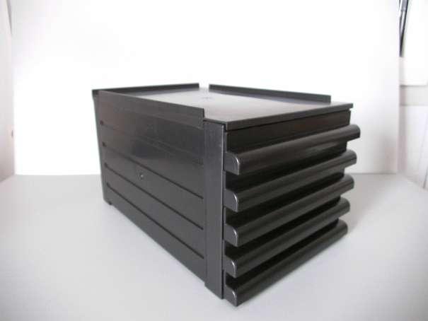 Euroregal 5ladenschubkasten 25x39x21hcm Ordnungshilfe