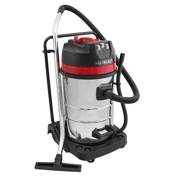 maxblast 80 liter 3000w staubsauger gewerbe industriesauger industriestaubsauger nasssauger. Black Bedroom Furniture Sets. Home Design Ideas