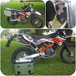 Alukoffer BMW, KTM, Honda, Touratech,