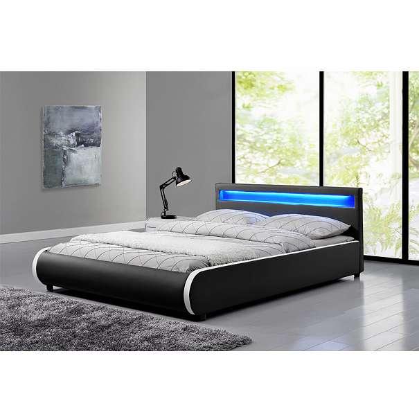 polsterbett sevilla 140x200 schwarz 189 1010 wien willhaben. Black Bedroom Furniture Sets. Home Design Ideas