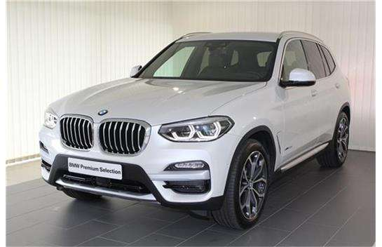 bmw x3 xdrive 20d xline aut suv gel ndewagen 2017 km willhaben. Black Bedroom Furniture Sets. Home Design Ideas