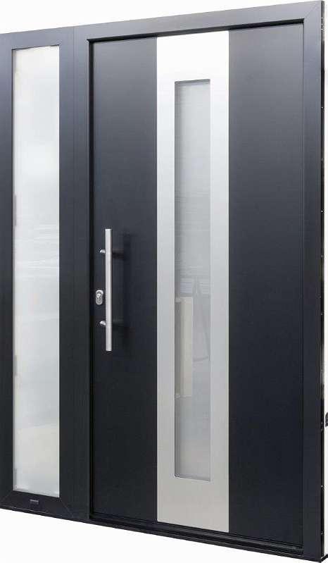 Türen - Tore - Eingangstüren - Garagentore - Hauseingangstüren - Haustüren - Alutüren - vollflächig 65 mm U-Wert bis 0,73 - RC-2-Einbruchschutz - Institut Rosenheim geprüft - Generalvertrieb Mayr&Söhne GeneralvertribsgmbH