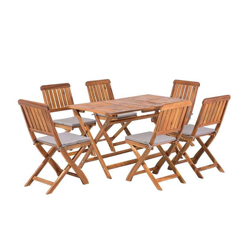 Gartenmobel Set Holz 6 Sitzer Cento 449 99 1190 Wien Willhaben
