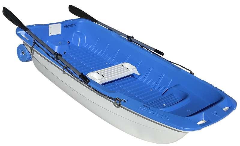 Bild 1 von 5 - BIC 245 kleines Boot für Boje leichtes Boot mit Räder Höfner-Boote®