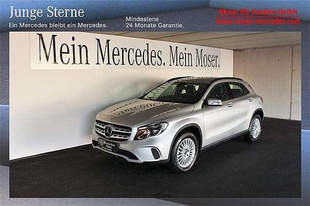 Mercedes Benz Gla Klasse Gla 180 D Aut Suv Gelandewagen 2017