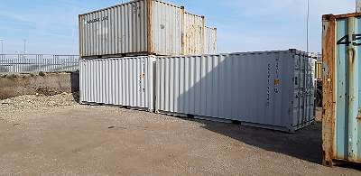 gebrauchte Lager See Container 8 Fuss > 45 Fuss