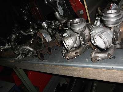 VW AUDI Turbolader Lader