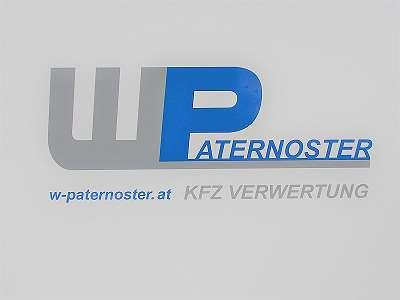 Gebrauchtersatzteile und Motor/ Getriebe W-Paternoster