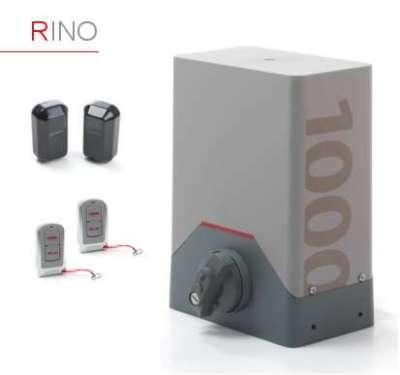 Schiebetorantrieb RINO-I Set bis 1000kg Tore
