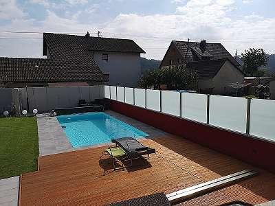 PP-Pool Set 630*330*150 cm 10 mm inkl. Zubehör ab 9799 ?