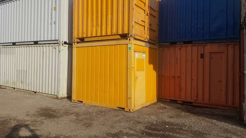 Container Willhaben