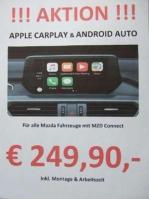 Apple Car Play & Android Car Play