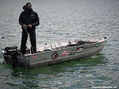 Aluboot Aluminiumboot Aluminium Boot Alaska Boot 435 S Angelboot Ruderboot Motorboot Fischerboot geschweißt
