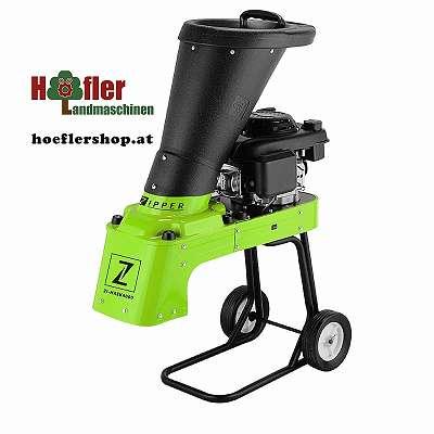 Gartenhäcksler Zi-HAEK4000 Gartenschredder, Benzinhäcksler