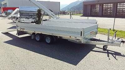 PHL 6030/20 T-AL-S 6m Ladefläche