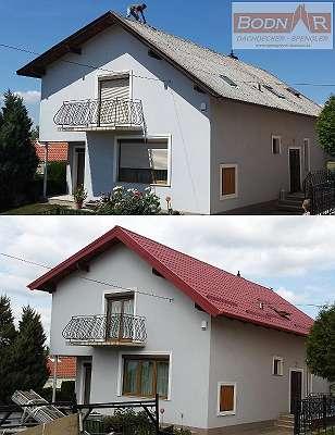 Dachdecker, Spengler, Zimmerer, Trockenbau: Dachsanierung, Dacheindeckung, Spenglerarbeiten, Stahldach, Zimmerei, Velux
