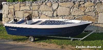 Angelboot Fischerboot Ruderboot Motorboot Badeboot Familienboot Elektroboot Spaßboot Boot GFK Boot Boot Fuchs Boote