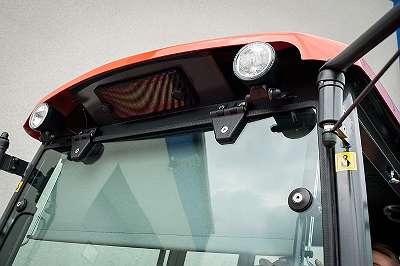 Traktorkabine Kabine Kabinen Trektorkabinen Verdeck Kubota M6040 NEU!