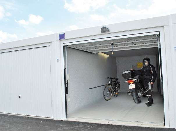 Garage in Wels Grieskirchnerstraße