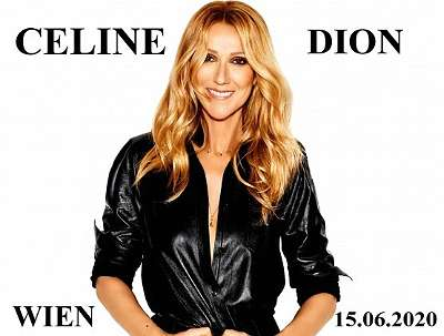 Celine Dion TOP-TICKETS 15. Juni 2020 Restkarten bei Onewayticket