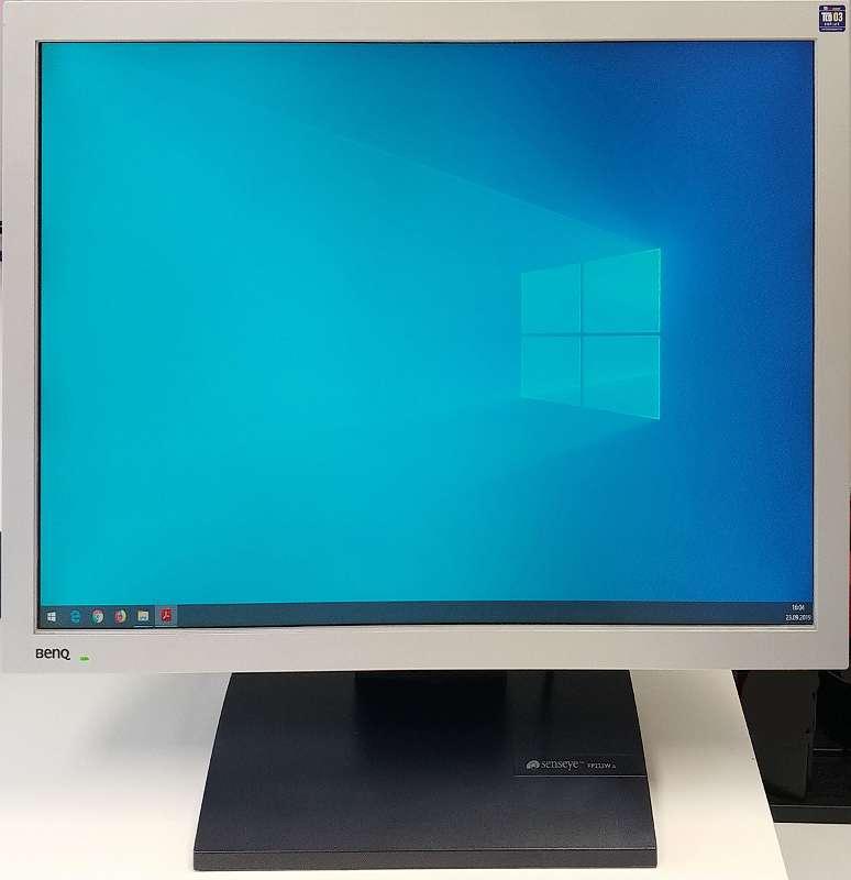 BenQ FP222Wa Monitor + GARANTIE