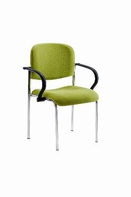 Büro-Stappelstuhl zum Sonderpreis - 12 Stk verfügbar
