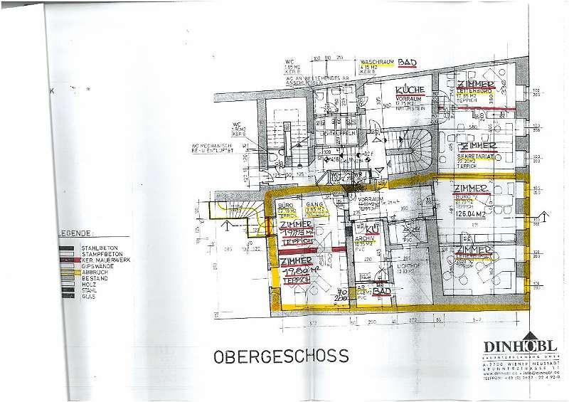 WG geeignete 4 Zimmerwohnung in der Fußgängerzone Nähe Bahnhof