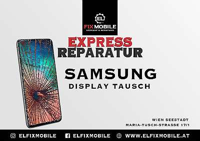 Samsung Display-Tausch