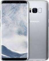 Werksoffenes Samsung Galaxy S8 Plus 64GB in Silber Zubehör OVP und Werksgarantie!